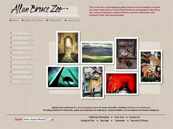 Web design by Nancy Wirsig McClure
